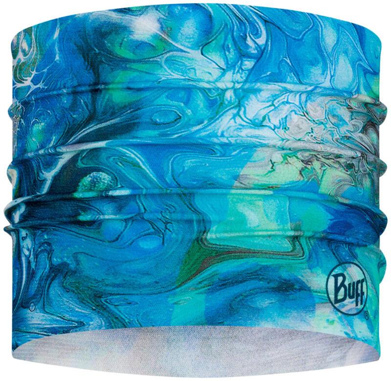 Buff Coolnet UV+ MultiFunctional Headband - Blue Water One Size