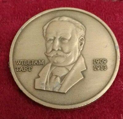 William Taft Medallion 1909 - 1913
