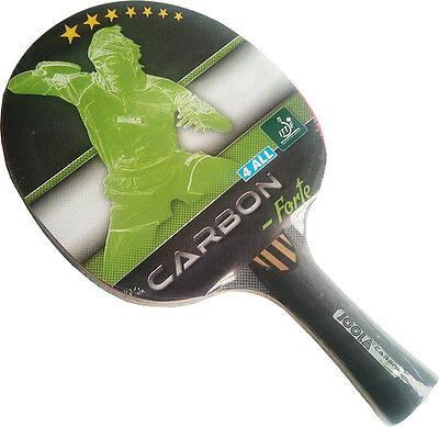 "Wettkampf Tischtennisschläger "" CARBON FORTE""  JOOLA Tischtennis - Neu"