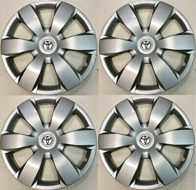 """4x  16"""" Hubcap Fits Toyota Camry 2007 2008 2009 2010 2011 Wheel Cover"""