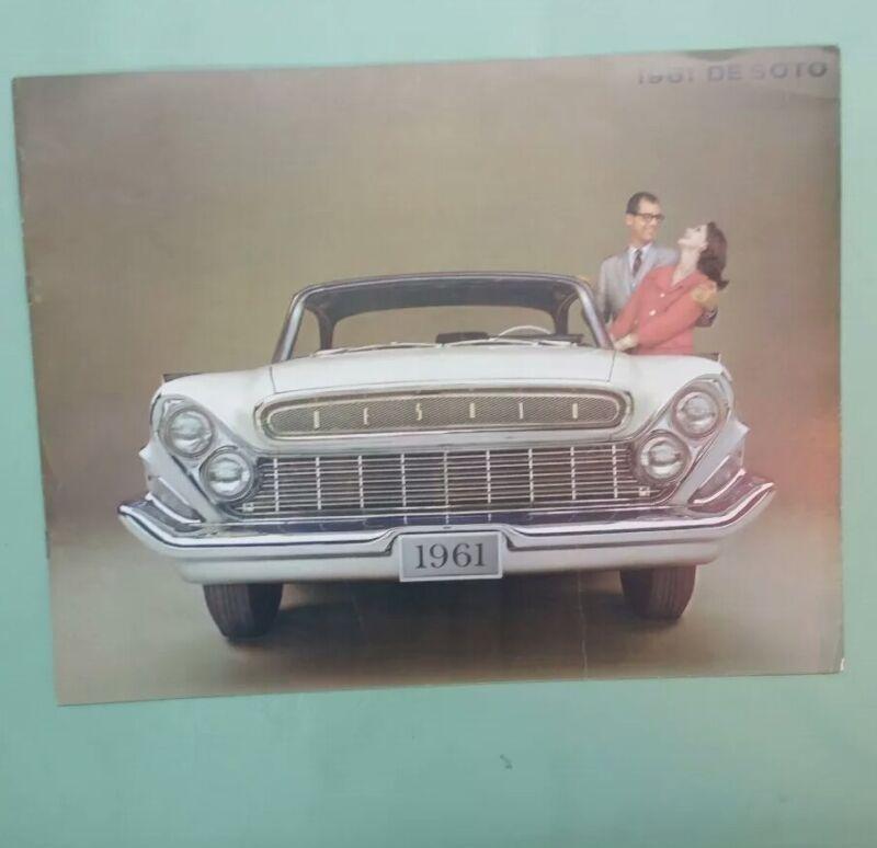 1961 DeSoto brochure