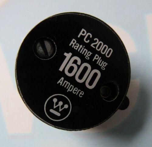 WESTINGHOUSE PC2000 1600A RATING PLUG