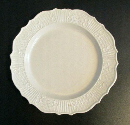 18th Century Staffordshire Salt Glazed Plate, England c. 1760 (Plate G)