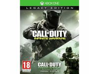 XBOX ONE GAME: Call of Duty: Infinite Warfare Legacy Edition - BRAND NEW
