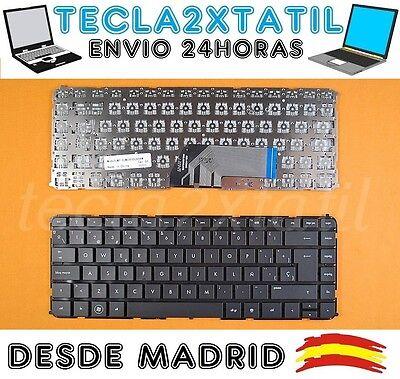 TECLADO PARA PORTATIL HP COMPAQ ENVY 6-1050SX EN ESPAÑOL NUEVO SIN MARCO