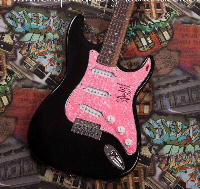 GFA Love Myself Pop Star *HAILEE STEINFELD * Signed Electric Guitar AD PROOF COA