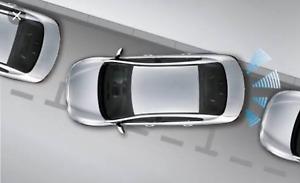 Car parking sensor installation