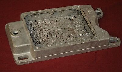 Maytag Gas Engine Motor Model 92 Gas Fuel Tank Short Shallow Hit Miss
