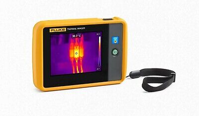Fluke Pti120 120 X 90 -20 150 C Touch Screen Pocket Thermal Imager Camera 9hz