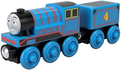 Fisher-Price Thomas & Friends Wood Gordon Engine Train Set NEW