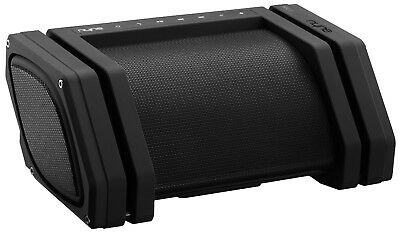 Nyne Rebel 16'' Portabler Outdoor Bluetooth NFC Lautsprecher Boombox 40,64 cm ()