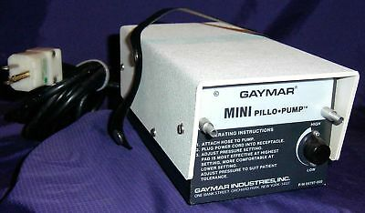 Bh673 Vtg Gaymar Mini Pillo Pump Model App50