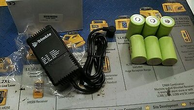Spectra Precision Nimh 7000 Mah Rechargeable Battery Kit Gl 700 Laser Series