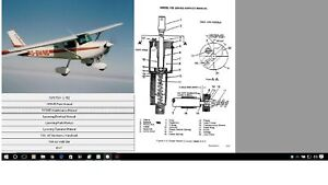 Cessna 150 alternator wiring diagram wiring diagrams schematics cessna 152 alternator wiring diagram wiring diagram 1984 mustang charging system diagram aircraft alternator wiring diagram cessna 152 manual ebay cessna asfbconference2016 Choice Image