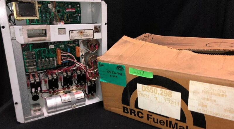 BRC FuelMaker Electronic Module Model DS50-298. Box ID #13