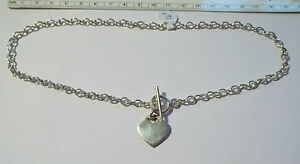 16-Sm-Oval-Link-17-gram-Sterling-Silver-Heart-Charm-Necklace-with-Toggle-Clasp