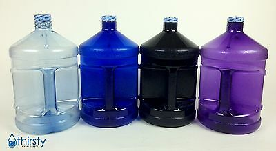 1 Gallon Plastic Water Bottle Polycarbonate Drinking Canteen