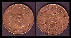 PEROU-PERU-10-SOLES-1979-ref49