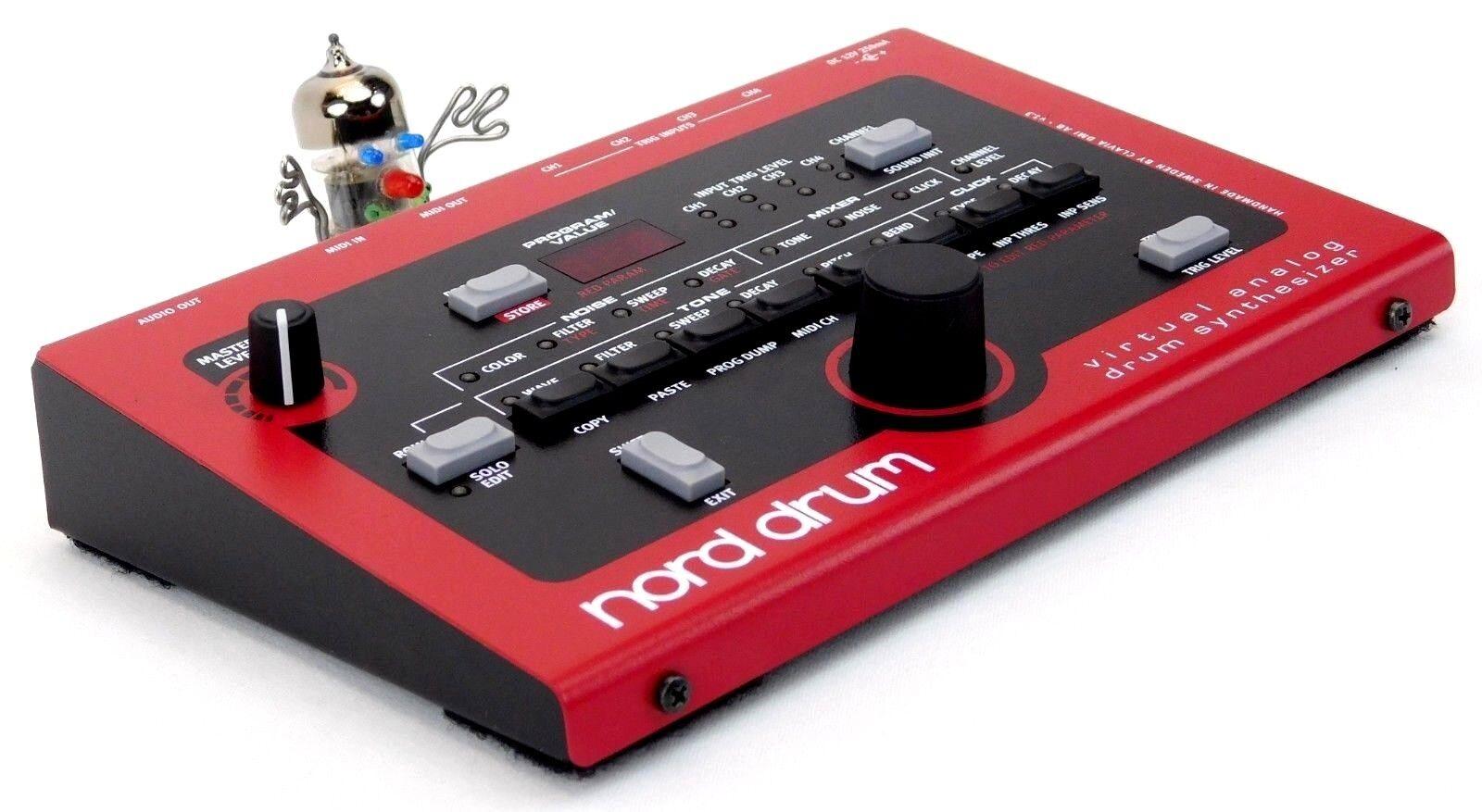 Clavia Nord Drum Synthesizer Drum Synth + Neuwertig OVP + 1.5Jahre Garantie