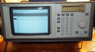 Hewlett Packard 1650b Logic Analyzer