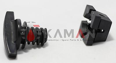 SET Verschlussschraube+Mutter 71111179444 + 71111179445 Bordwerkzeug BMW E30