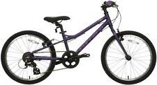 """Carrera Saruna Junior Kids Hybrid Bike Bicycle 20"""" Aluminium Frame 7-9 Years"""