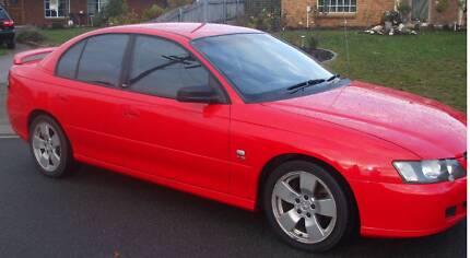 2003 Holden Commodore SV8 Prospect Launceston Area Preview