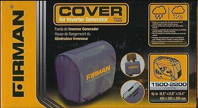 New Firman 1008 1500-2200 Watt Inverter Generator Cover Up To 18x11.8 X15.4