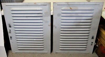 Ih International Mccormick W-30 W30 Engine Side Shields Curtains