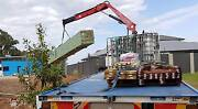 Truck crane truck  Hire  Best Rates  $ 80.00  OR  50.00  p/hr Green Valley Liverpool Area Preview