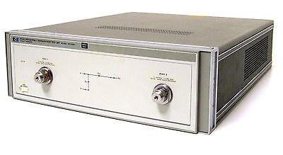 Hp 8513a Reflectiontransmission Test Set 45 Mhz-26.5 Ghz