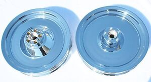Harley Davidson  Softail Fatboy Smooth Out 2000-2006 Chrome Wheels Rims Outright