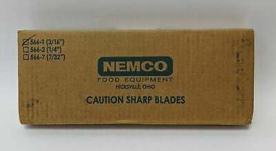 Nemco Cartridge Tomato Slicer Blade Replacement 566-1 316 Inch