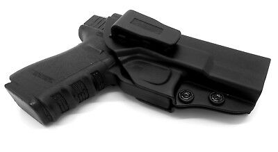 TAGUA TACTICAL Right Hand IWB AIWB Cross-Draw Kydex Holster for GLOCK 19 23 32 Glock Cross Draw Holster