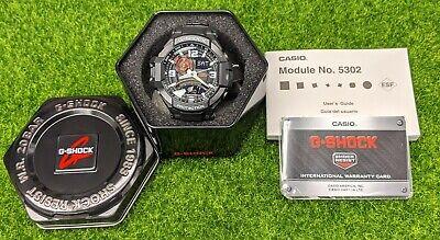 Casio G-Shock Aviation Aviator Digital Compass Men's Wrist