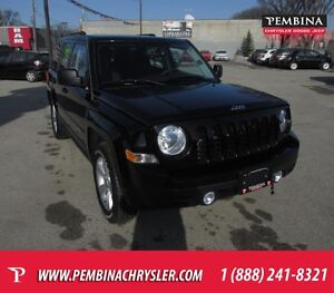 2015 Jeep Patriot *BLUETOOTH, REMOTE START, LOW KMS* North