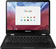 """Samsung - Pro 2-in-1 12.3"""" Touch-Screen Chromebook - Intel Core m3 - 4GB Memo..."""