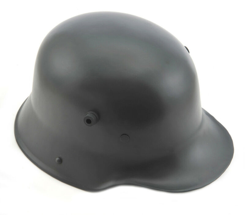 GERMAN WW1 M1916 STAHLHELM HELMET 18 gauge steel Free shipping from the US