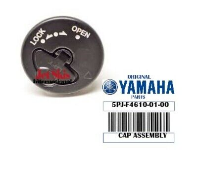 YAMAHA OEM CAP ASSEMBLY 2002-2011 ZUMA SCOOTER YW50 5PJ-F4610-01-00 IN STOCK