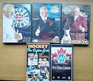 Don Cherry 18 19 20/Hockey: The Lighter Side/WCF 04/Gold Rush 02