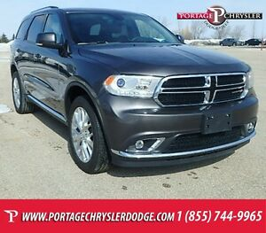 2016 Dodge Durango Limited *BLUETOOTH, AWD, REMOTE START*