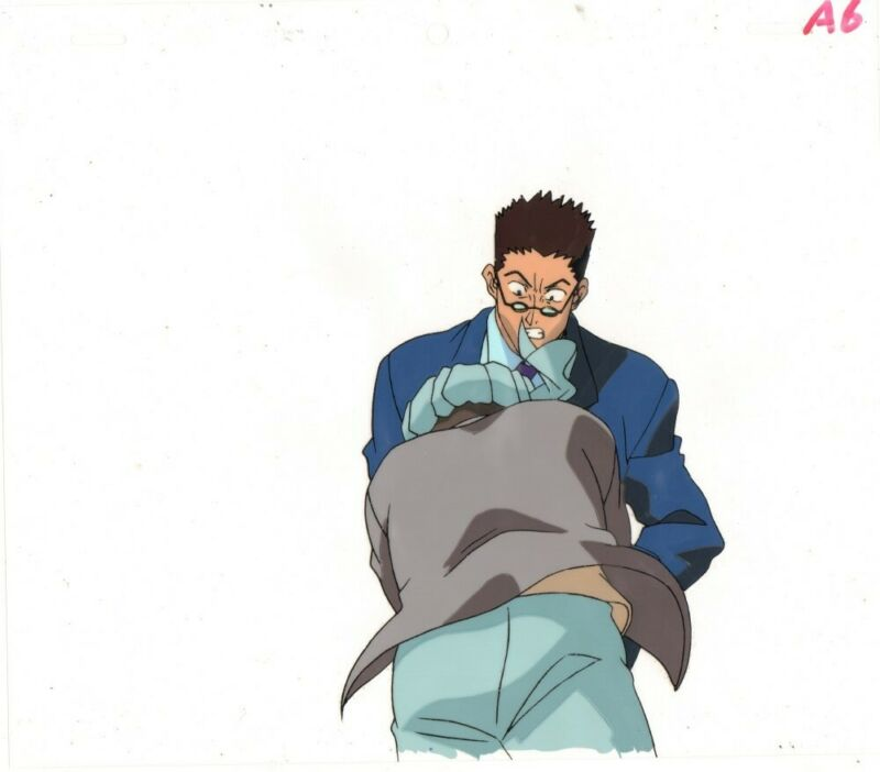 Anime Cel Hunter X Hunter #210