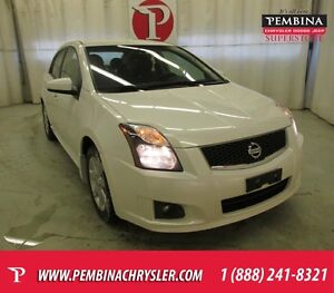 2012 Nissan Sentra 2.0 SR *LOW KMS, REMOTE START, BLUETOOTH*