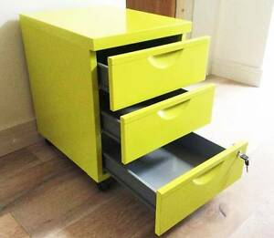 Filing Cabinet - Bedside table Richmond Yarra Area Preview