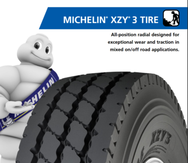 11R22.5 MICHELIN XZY3 DRIVE (ALL POSITION) TRUCK TYRES Dandenong Greater Dandenong Preview