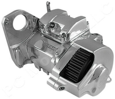 BAKER RSD6 SIX-SPEED RIGHT SIDE DRIVE COMPLETE TRANSMISSION - EVOLUTION SOFTAIL