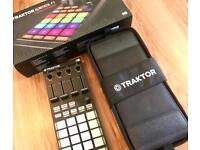 Traktor F1 Remix/Stem/Sample Controller with Official Case