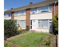 3 bedroom house plus garage to rent in Thesiger Road, Worthing.
