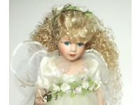 Regency Fine Arts Special Collector's Edition Lyla Doll Fairy Theme