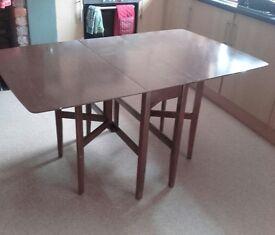 Legate Scottish Made drop leaf table